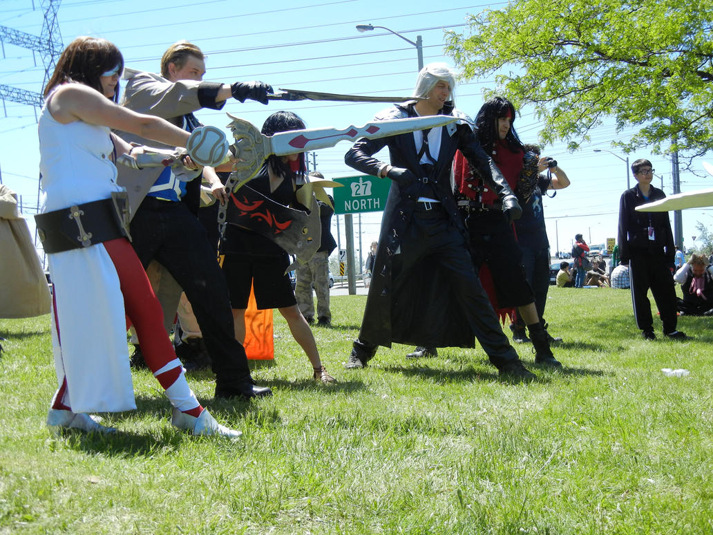 Anime North 2013 - Final Fantasy Cosplay by jmcclare on ...