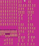 Koemushi Dark Base sheet full
