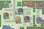 Pokemon Starter Town 01 Redone