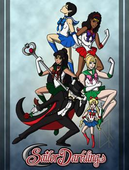 Sailor Darklings by leiko