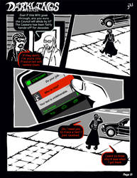 Darklings - Issue 6 Page 21 by leiko