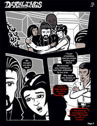 Darklings - Issue 7 Page 3 by leiko