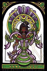 Darklings - Voodoo Queen by leiko