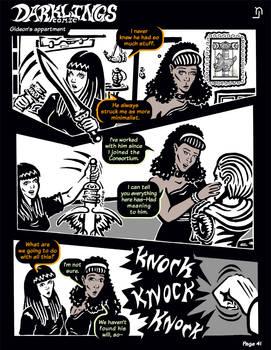 Darklings - Issue 7 Page 41