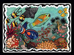 Underwater Paradise by leiko