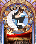 I'll Be Waiting - Art Nouveau [Final Fantasy VIII]