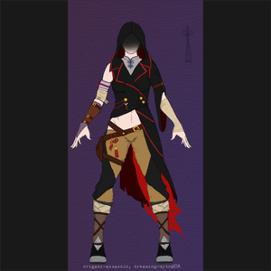Jezebel Concept Outfit
