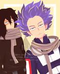 Aizawa and Shinsou ~