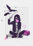 X-23 by sukanne
