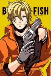 ASH - Banana Fish by sukanne