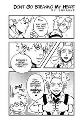Kiribaku - Don't Go Breaking My Heart by sukanne
