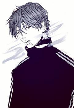 Sketch He Tian