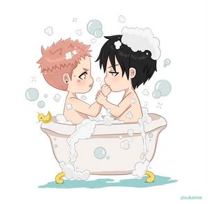 19 Days - Bathing