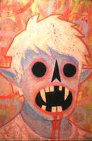 Zombie Vampire by Bonio