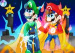 Super Mario: Battle in the stars