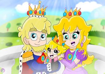 Super Mario: Royal family