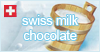 .swiss milk chocolate stamp. by Ponchounette