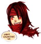 .happy valentine.