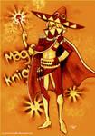 .magic knight.