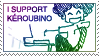.keroubino stamp. by Ponchounette