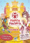 Manga Magny'a 2013