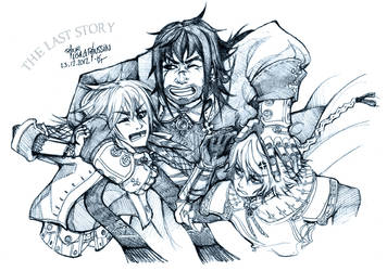 the last story family!