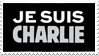 JeSuisCharlie :: stamp by Ponchounette