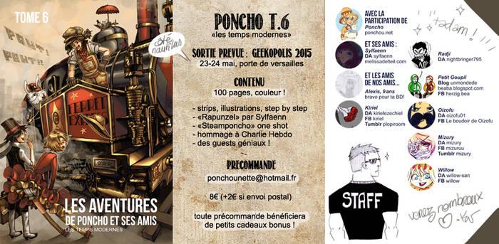 Poncho T.6