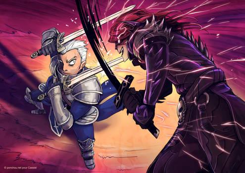 Final Boss :: Maximilien vs Abigor