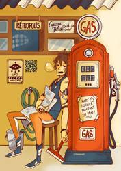 Garage Data : Retropolis
