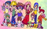 Digimon Adventure: Chibi Form