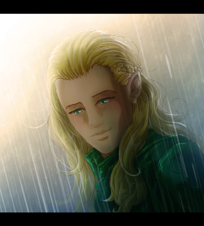Legolas Wallpaper: Legolas Greenleaf By SmilingOfTheHealer On DeviantArt