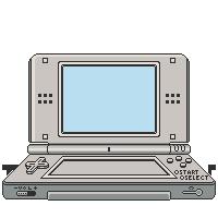 Nintendo DS stock base - FREE by SmilingOfTheHealer