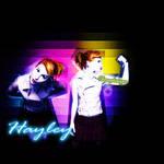 Hayley by chizuz