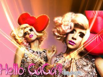 Hello Gaga by chizuz