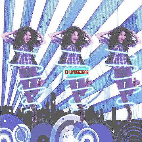 Selena Gomez II by chizuz