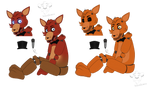 FNaF adopts [Frexy themed] Closed