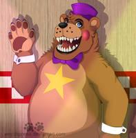 He's a rockstar! by weirdlioness