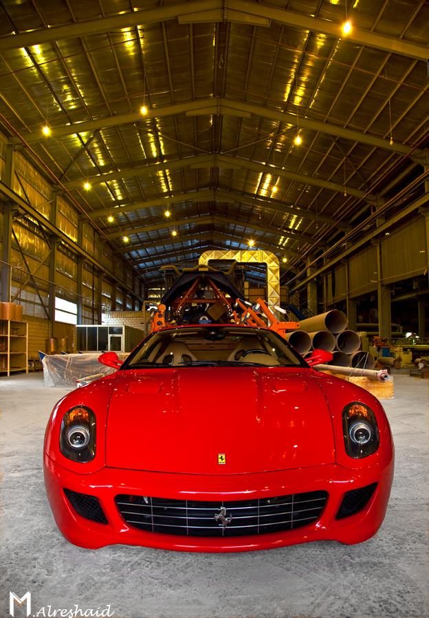 Ferrari Magic VII by Mishari-Alreshaid