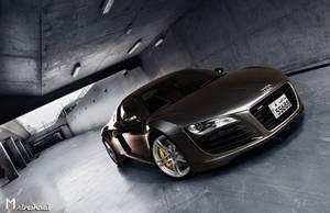Audi Underground by GTMQ8
