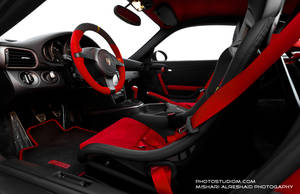 GT2RS: Interior by GTMQ8