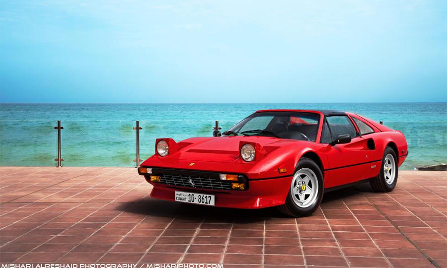 Ferrari Red by Mishari-Alreshaid