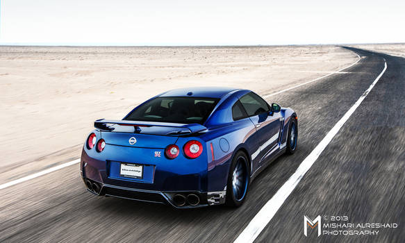 Speed Test by GTMQ8