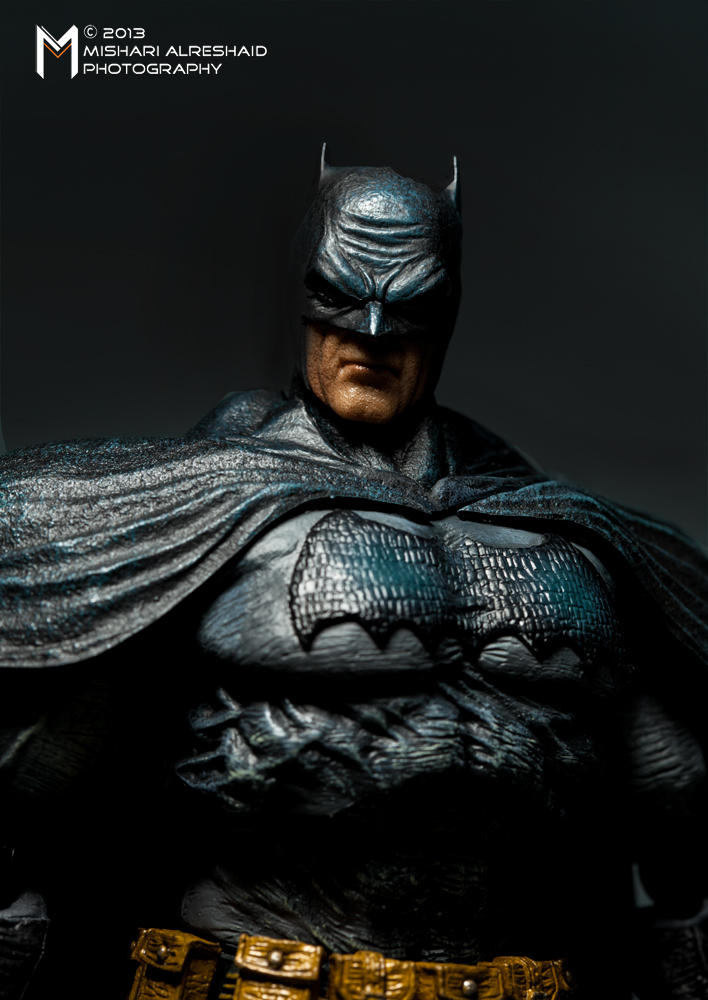 The Dark Knight Returns by Mishari-Alreshaid