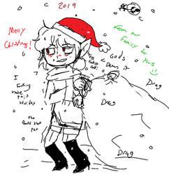 Christmas Finrit!