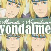 Naruto Icon - Faces of Minato by suki-yue