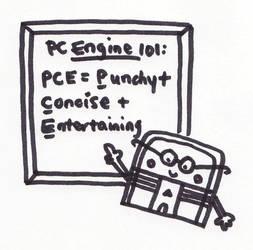 Professor PC Engine