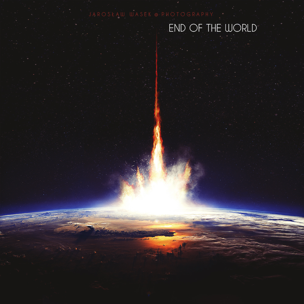 End of the world by John35Photography