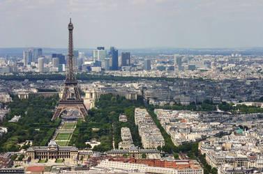 Paris. by mont-martre