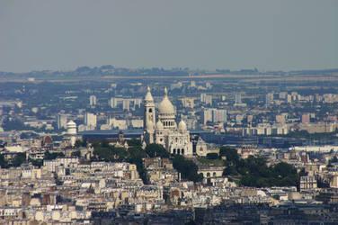 Sacre Coeur. by mont-martre